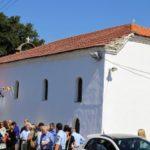 Ανάμνηση θαύματος Αγίου Βλασίου – Επίσκεψη στις Κατασκηνώσεις της Χ.Ε.Α.