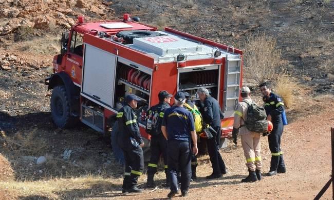 Αιτωλ/νία: Πολύ υψηλός κίνδυνος πυρκαγιάς την Παρασκευή-σεαυξημένη ετοιμότητα οι αρμόδιες υπηρεσίες!