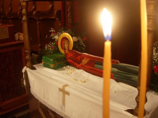 Οι Ναοί που πανηγυρίζουν την Κοίμηση της Θεοτόκου στη Μακρυνεία