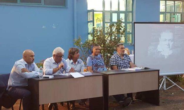 Αστακός : Παρουσιάστηκε το βιβλίο του Θωμά Μαύρου -Γεύτηκαν θαλασσινούς μεζέδες οι βετεράνοι!