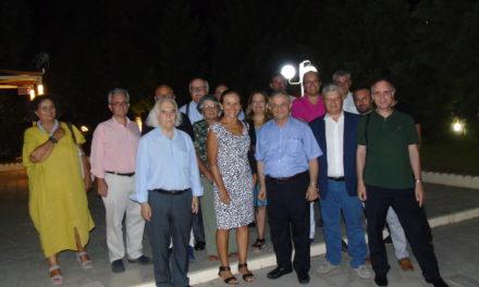 Α' Αντάμωμα Αιτωλοακαρνάνων Πανεπιστημιακών καθηγητών στο Μεσολόγγι