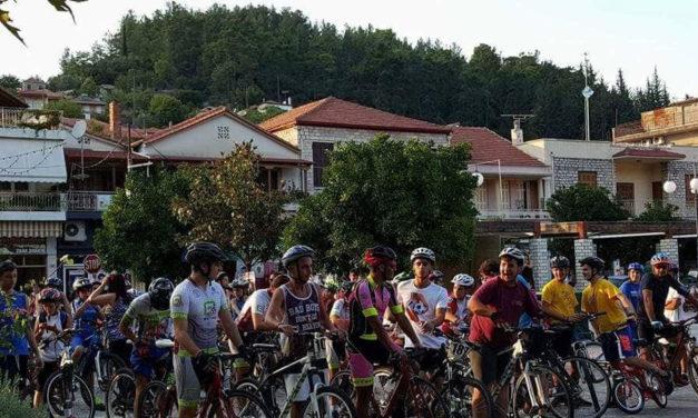 Ο 16ος ποδηλατικός γύρος και εκδηλώσεις για παιδιά στο Θέρμο