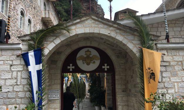 Έτοιμα όλα για την εορτή της Παναγίας της Προυσιώτισσας- Η μεγαλύτερη θρησκευτική γιορτή της Ευρυτανίας