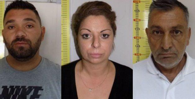 Αυτοί είναι οι 3 απατεώνες που συνελήφθησαν στο Αγρίνιο και εξαπατούσαν ηλικιωμένους