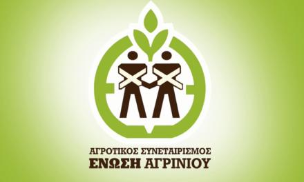 Υποτροφίες Ένωσης Αγρινίου: Την Παρασκευή 21 Σεπτεμβρίου η απονομή
