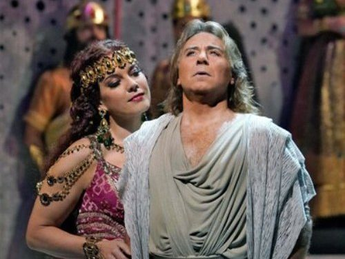 """The Met:Live in HD"": Το βιβλικό έπος«Σαμψών και Δαλιδά» στο ΔΗΠΕΘΕ Αγρινίου"