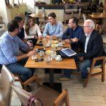 Στο Αγρίνιο ο Λευτέρης Αυγενάκης – Αισιοδοξία για εκλογή Φαρμάκη