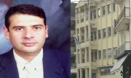 Ο Γ. Κατσούλας προετοιμάζεται για την κάθοδό του ως υποψήφιος Δήμαρχος στην Αμφιλοχία