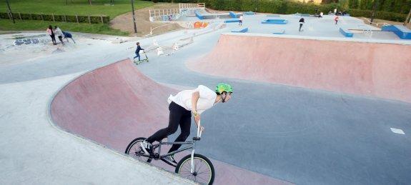 Μελέτη για κατασκευή πίστας BMX και Skate στο Αλσύλλιο Γριμπόβου | AgrinioSite