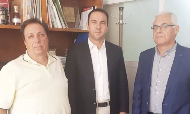 Δυτική Ελλάδα: Συνάντηση στο ΥΠΑΑΤ για τα προβλήματα του αμπελουργικού δυναμικού