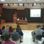 Εκδήλωση του Γενικού Λυκείου Θέρμου για θέματα Πρόληψης στην Εφηβεία