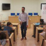 «Μαχητής της ζωής» ο Β.Αυγουλάς-Τι δήλωσε για τα προβλήματα και την εξοικείωση των παιδιών με την αναπηρία