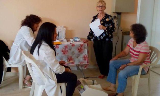 Καλύβια: Δράση προληπτικού ελέγχου Μέτρησης Οστικής Πυκνότητας