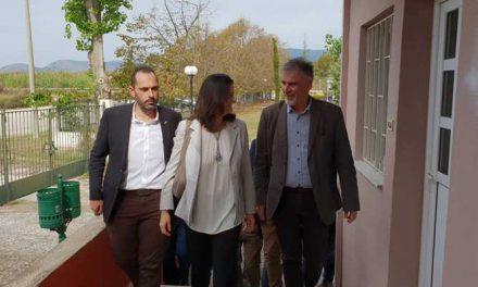 ΝΟΔΕ Αιτωλ/νίας: Με επιτυχία οι συναντήσεις της Ν. Κεραμέως σε Αγρίνιο και Μεσολόγγι
