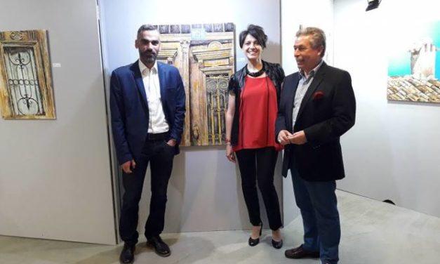 """Έκθεση ζωγραφικής οι «Ιστορίες» της Μπαρμπαρέλα Σφήκα στη """"Διέξοδο"""""""