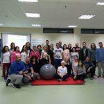 Σεμινάριο στην ΕΛΕΠΑΠ Αγρινίου ''Μέθοδος Pilates – Ασκήσεις σταθεροποίησης – Βασικές Αρχές – Κλινικές Εφαρμογές''